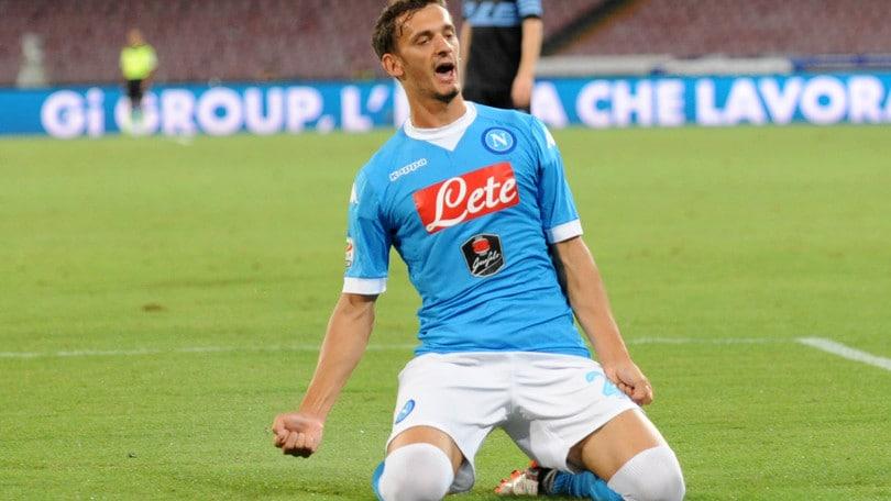 Serie A Napoli, i convocati. Gabbiadini in lista