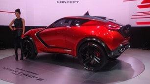 Nissan Gripz Concept, Salone di Francoforte 2015