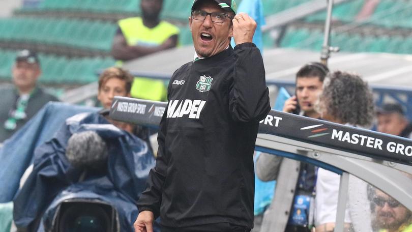 Di Francesco: «Palermo? Ha qualità importanti»