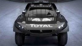Peugeot 2008 DKR16, la belva per la Dakar 2016