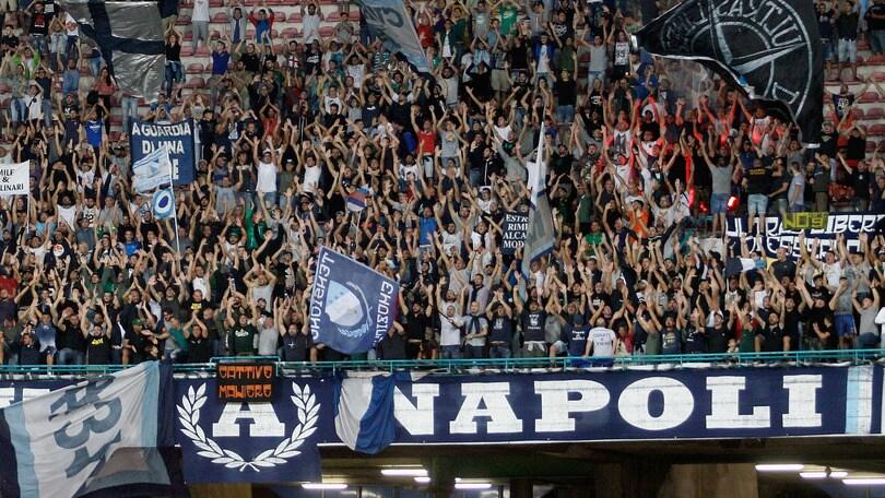 Napoli-Juve, via alla prevendita: chiuso il settore ospiti