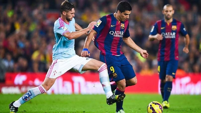 Sergi Gomez, scuola Barça: è secondo con il Celta Vigo