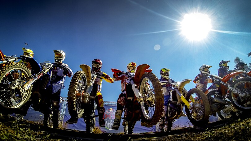 RED BULL Mx Superchampions 2015