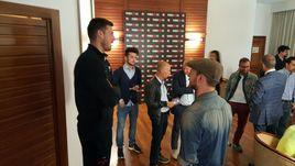 I campioni dell'Olimpia Milano si sfidano a NBA 2K16