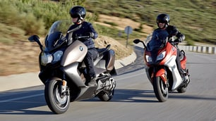 """BMW 650 Sport e GT: """"scooter restyling"""" per il 2016"""