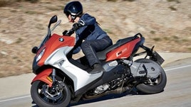 """BMW C 650 Sport e GT: """"scooter restyling"""" per il 2016"""