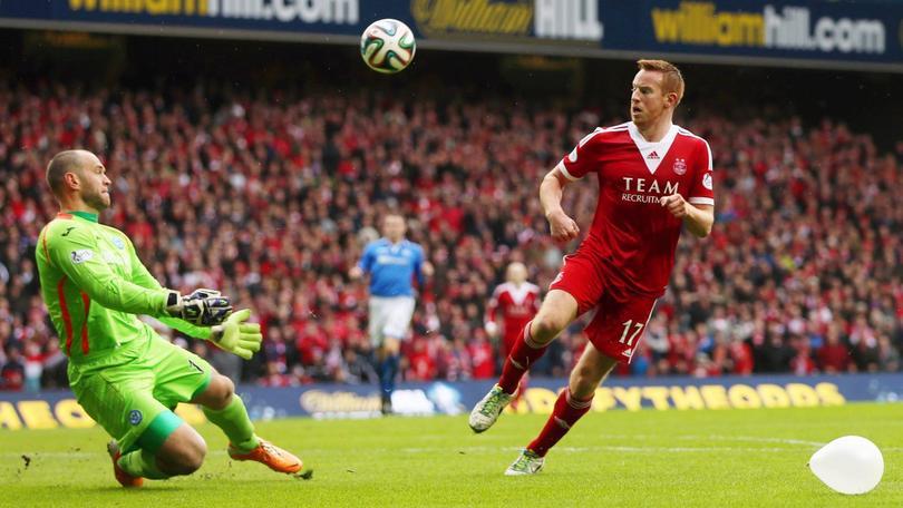 C'è un altro Rooney che domina in Scozia