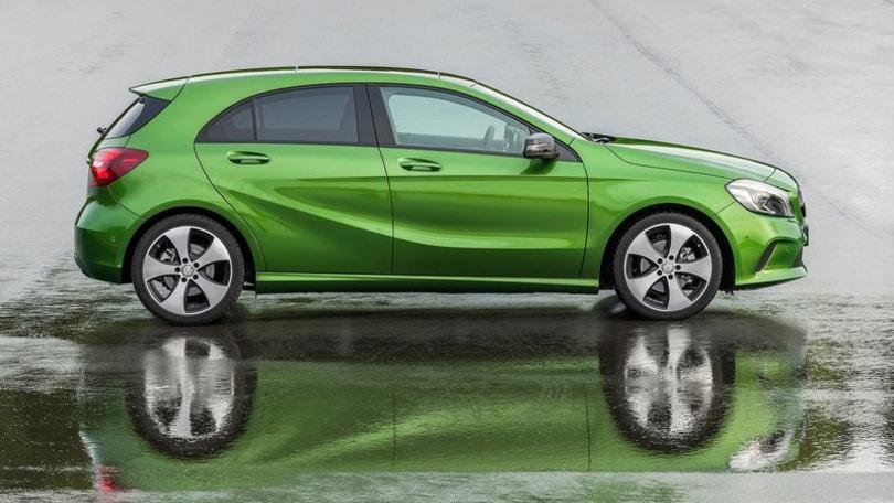 Mercedes-Benz: la Classe A è tutta nuova