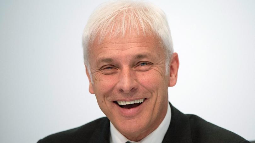 Volkswagen, ecco chi è il nuovo CEO, Matthias Muller
