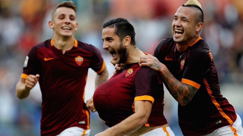 Champions League: Roma giù, ma la qualificazione è a 1,02