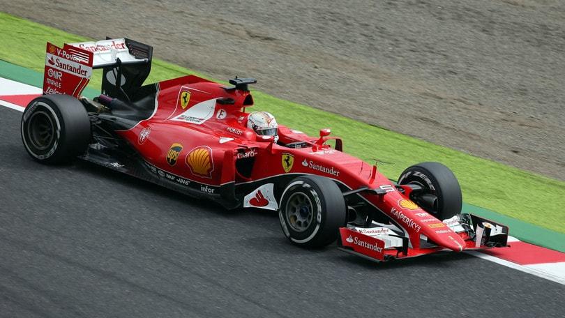 F1 Suzuka: segui il GP LIVE