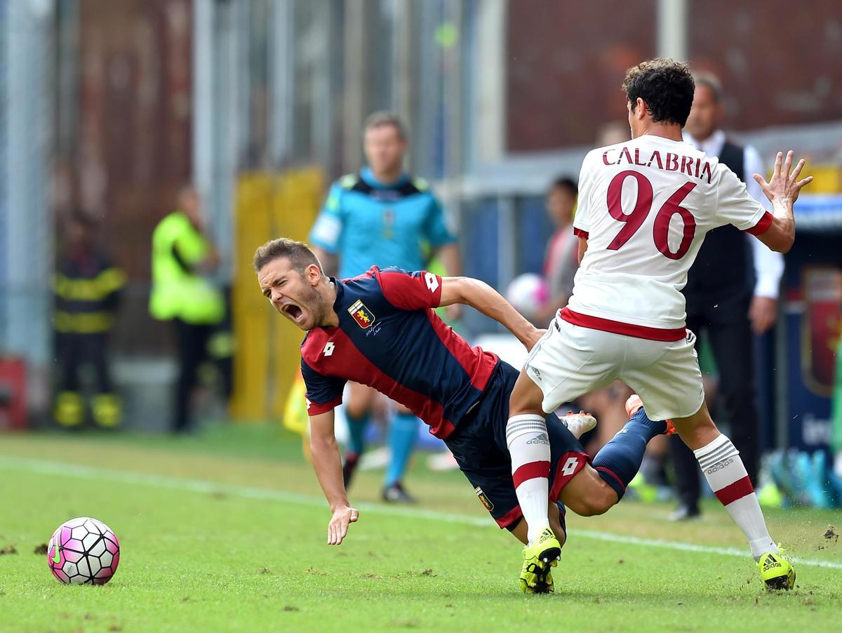 Serie A Milan, Calabria: «Con la Sampdoria obbligati a dare il massimo»