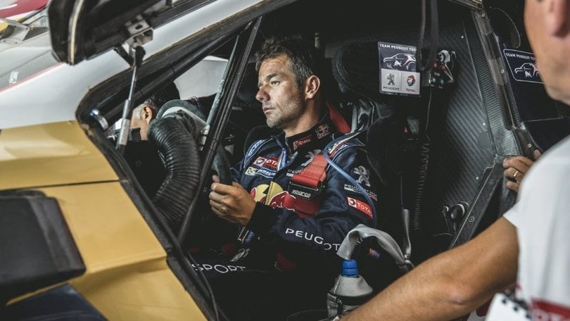 Dakar 2016, Loeb nel dream team Peugeot