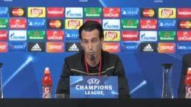 """Emery: """"Juve, un equipazo"""""""