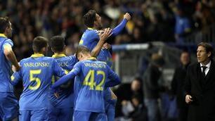 Bate Borisov-Roma 3-2, a Garcia non riesce la rimonta