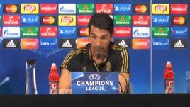 """Buffon: """"Partita contro il Siviglia è complicata"""""""