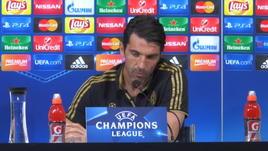 """Buffon: """"Caceres ha sbagliato, lui lo sa"""""""