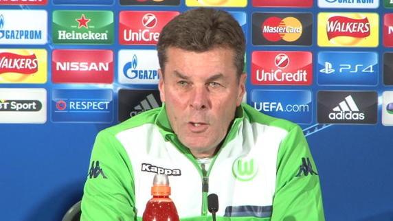 """Hecking: """"Mi aspetto uno United all'attacco"""""""