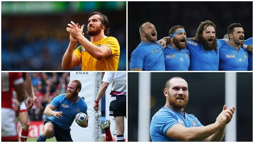 La Coppa del Mondo di rugby? E' proprio una barba