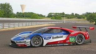 Ford GT, la sfida USA per le Mans 2016