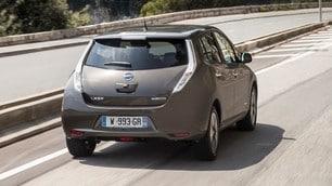 Nissan Leaf 2016, le immagini