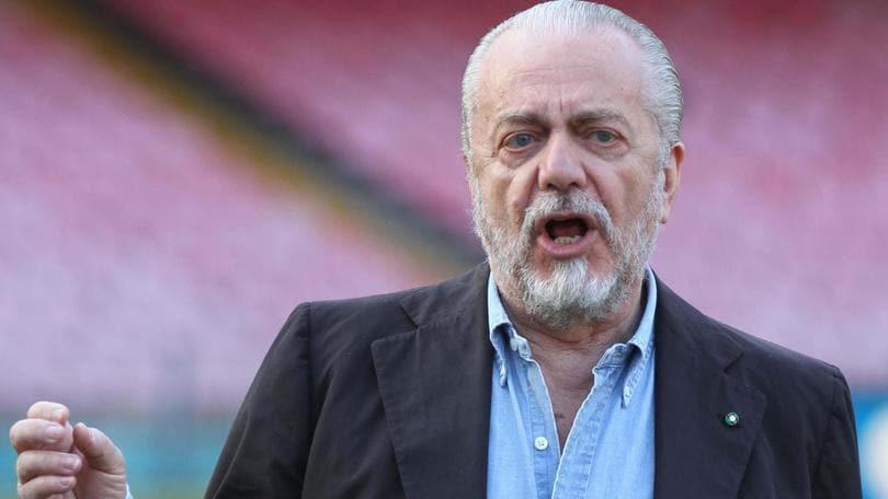 De Laurentiis: «Il forfait di Insigne? Nessuna pressione del Napoli»