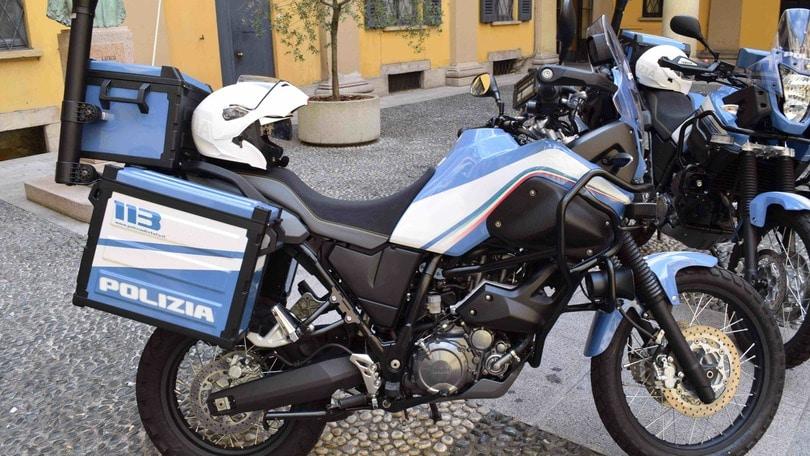 """Yamaha presenta le moto in """"divisa"""""""