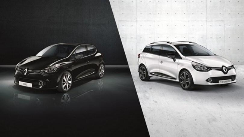Renault Clio Duel, sempre più fashion