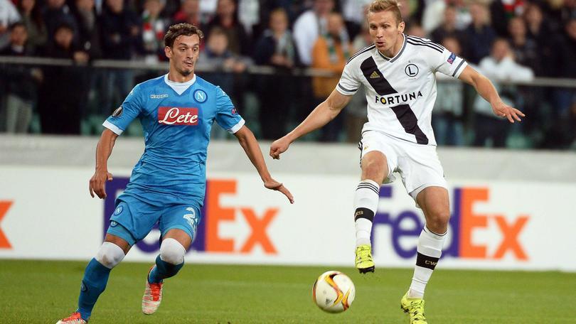 Serie A Napoli, edema Mertens. Gabbiadini: distrorsione