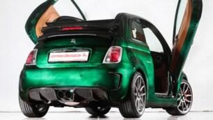 Romeo S by Romeo Ferraris, la 500 da 250 cv