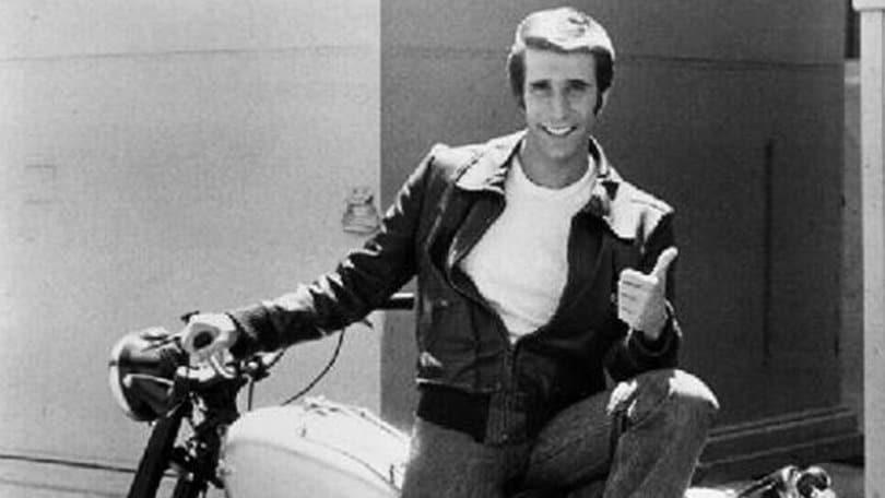 Happy Days: all'asta per 150.000 dollari la moto di Fonzie