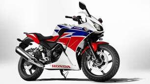 Le moto del segmento 300 cc