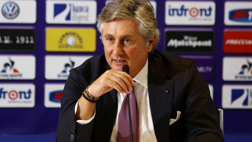 """Fiorentina, ufficiale: Daniele Pradè nuovo ds. """"E' ora di rimboccarsi le maniche"""""""