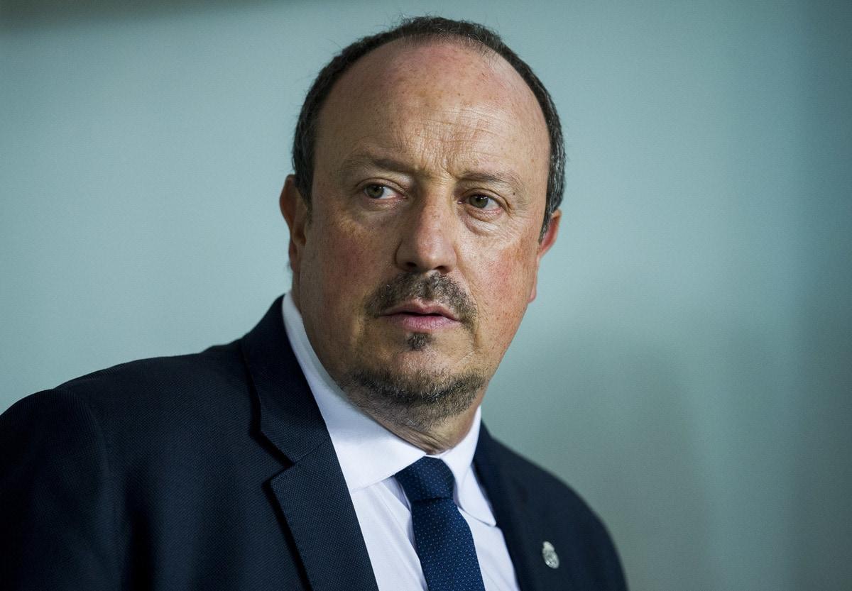 Benitez higua n un fenomeno corriere dello sport for Intervista benitez