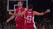 Basket, Serie A: Milano, esordio con vittoria a 1,44