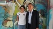 Volley: La Fipav sposa la street art
