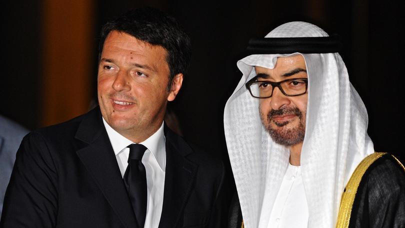 Renzi: «Salutate la capolista»