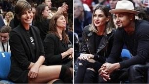 Da Miss Italia a Melissa Satta, quanti vip per Milano-Boston!