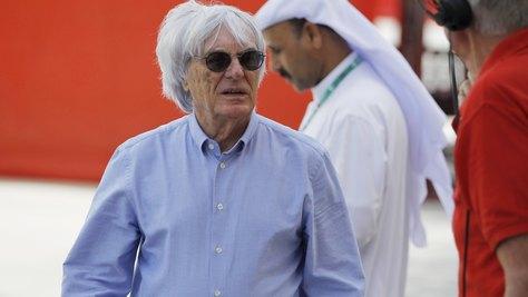 F1 Ecclestone: «Potrei vendere già quest'anno»
