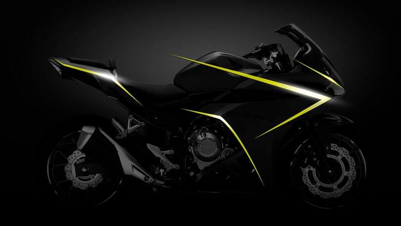 Honda: pronta la nuova CBR500R