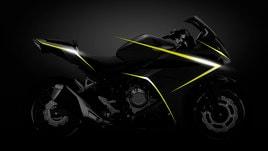 Honda: pronta la nuova CBR500R<br />