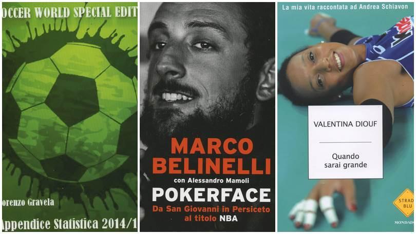 Tutto sul calcio internazionale e le vite di Belinelli e Valentina Diouf