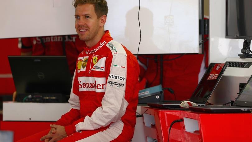 F1 Ferrari, Vettel: «Sochi come Singapore, perché no?»