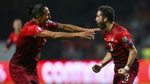 Qualificazioni Euro 2016, Portogallo-Danimarca, le emozioni della partita
