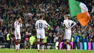 Euro 2016: Long stende la Germania, serataccia a Dublino