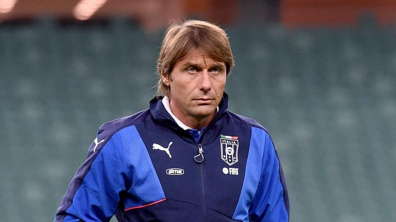 Italia, Conte: «Il contratto?In testa ho solo l'Europeo»
