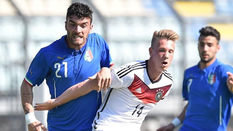 Under 21, Monachello: il tour del gol
