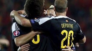 """Gli """"italiani"""" in nazionale: gol e spettacolo in Europa"""