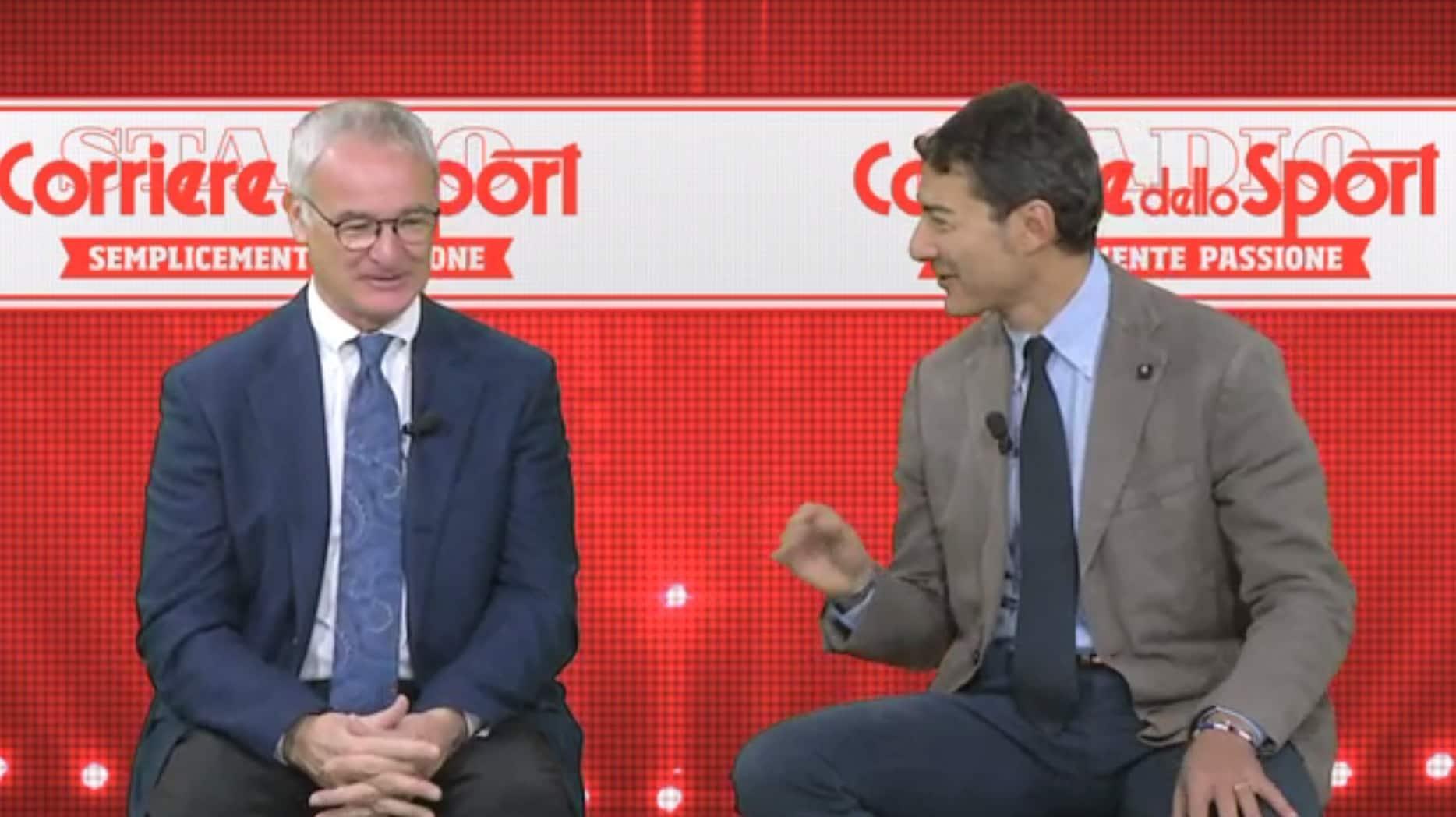 """Ranieri: """"Ho fatto pace con Mourinho"""""""