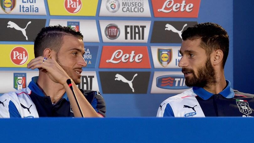 Florenzi: «Rivalità con Candreva non è un problema»